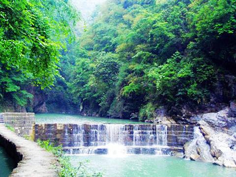 麻阳河自然保护区旅游景点图片