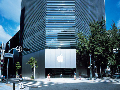 applestore店_apple store零售店(心斋桥店)