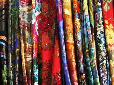 tam silk丝织品店