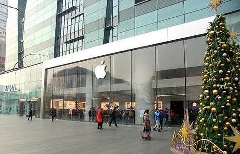 applestore店_apple store(西单大悦城店)