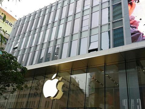 applestore店_apple store零售店(天津大悦城店)