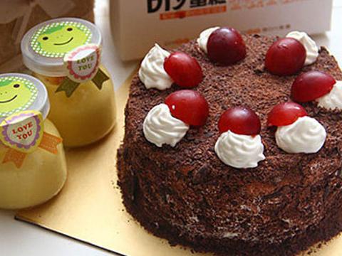 猪头&鱼diy蛋糕(石排店)旅游景点图片