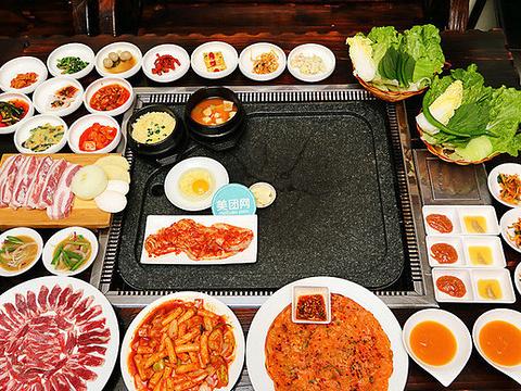 韩国远景江南料理(本家路二店)广州美食排名第0()攻略运动会趣味图片