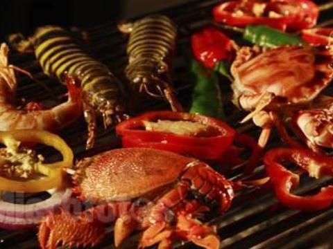 覃记海鲜烧烤 北海美食排名第0                (共0个)图片