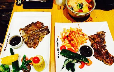 zoo steak 动物园牛排餐厅(万达广场店)