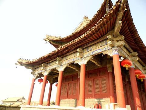 商丘宋国故城旅游景点图片