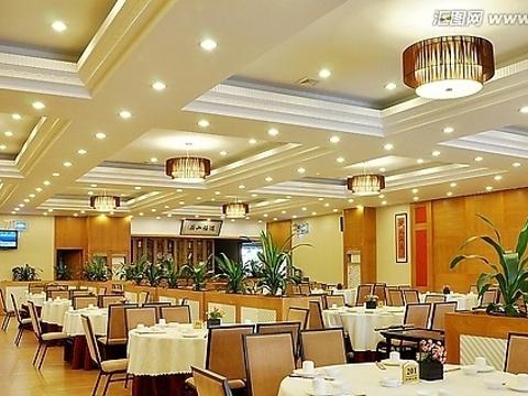 晋滨国际大酒店中餐厅图片