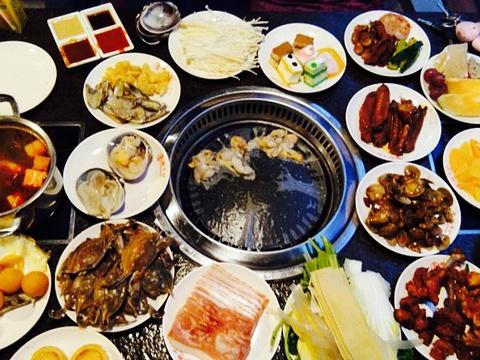 韩千炉自助烤肉火锅
