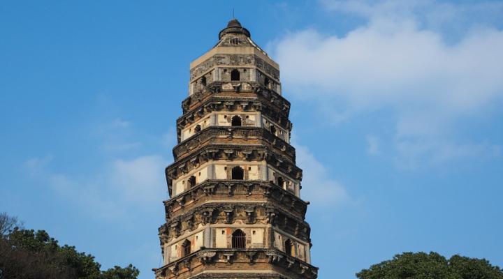 虎丘旅游图片