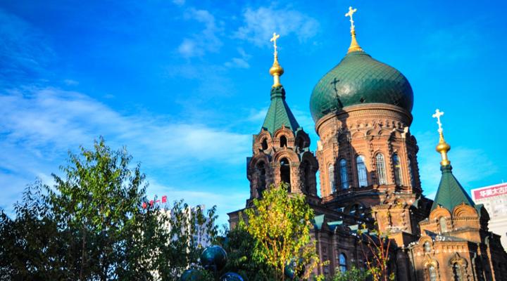 圣索菲亚教堂旅游图片