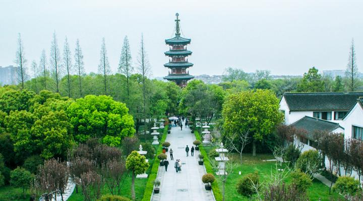 寒山寺旅游图片