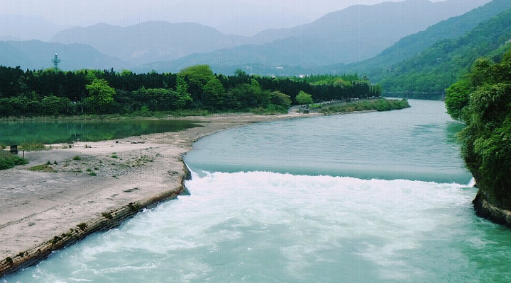 都江堰旅游图片