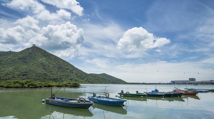 大屿山旅游图片