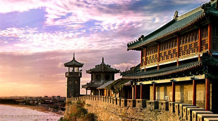 蓬莱阁旅游图片