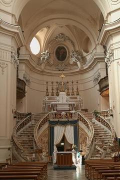 Chiesa Santa Caterina a Formiello