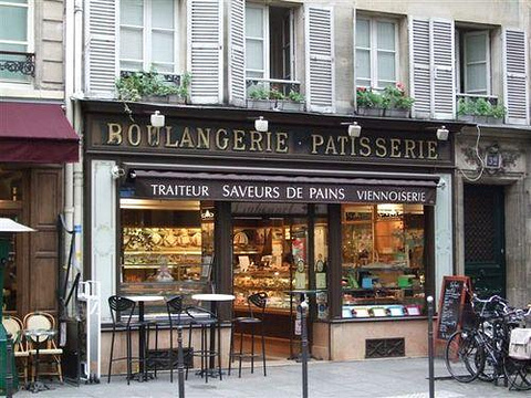 法式甜品面包店