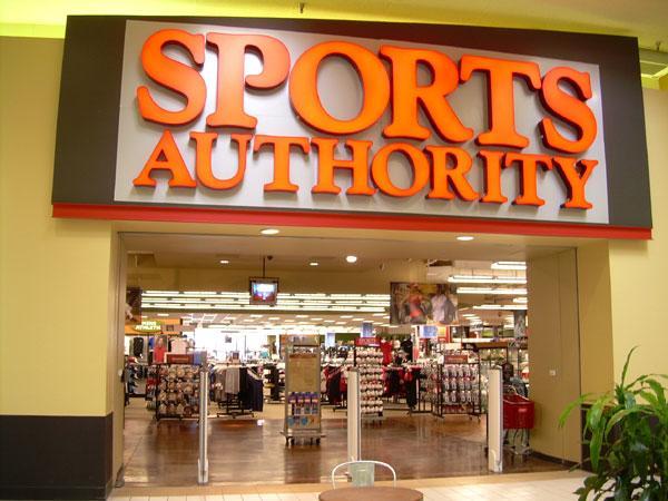 体育用品商店旅游攻略