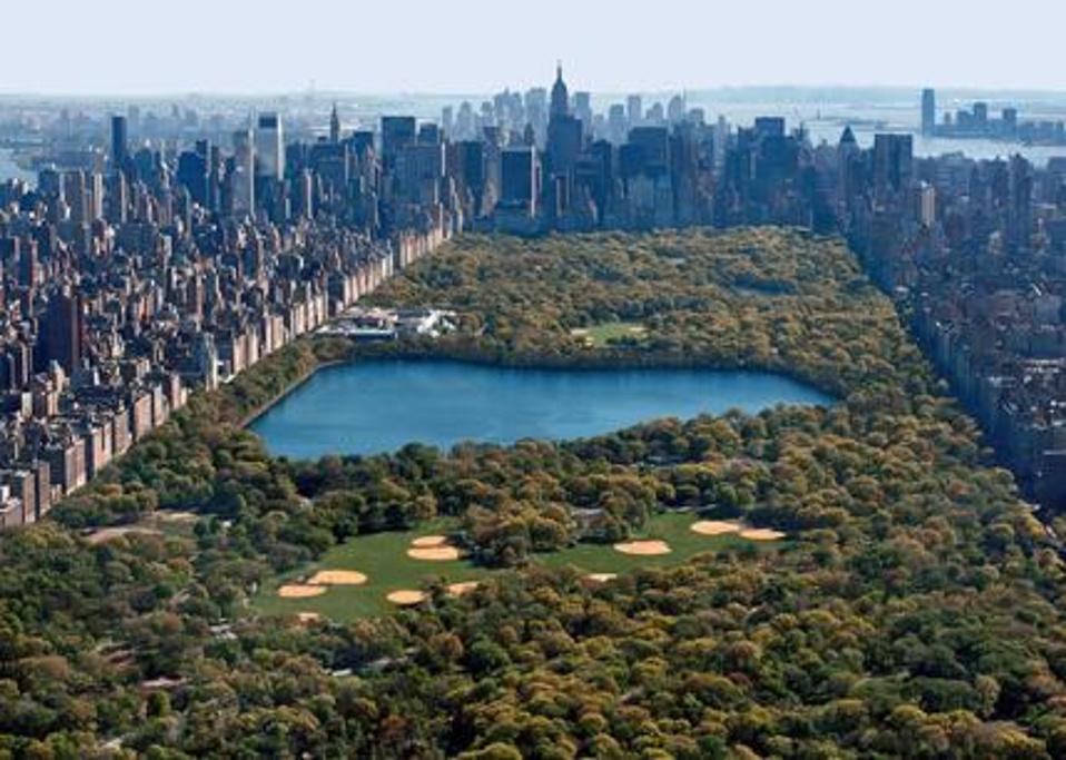 纽约中央公园旅游景点图片