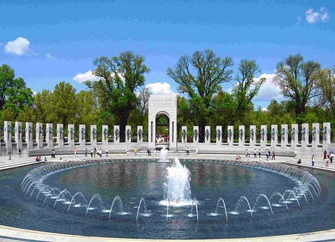华盛顿旅游景点图片