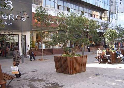 南屏步行街