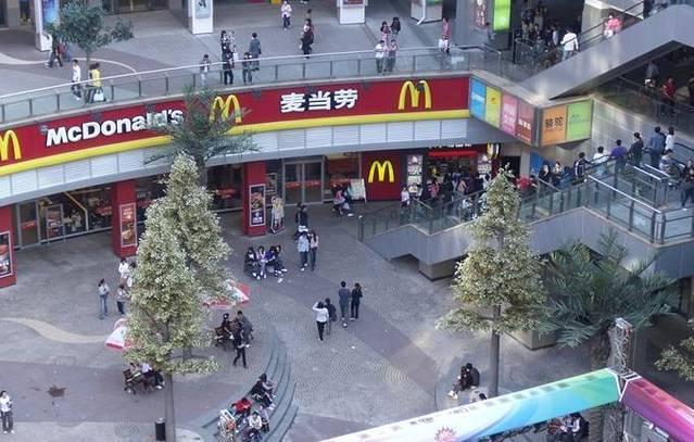 武汉大洋百货光谷店具体位置在哪图片