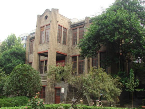 新中式平房样式别墅