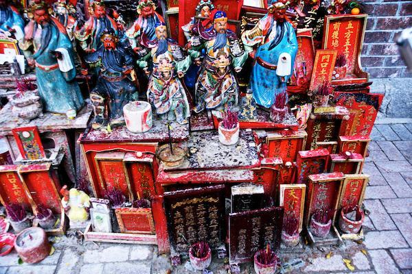 在香港有多个天后庙,但是油尖旺区铜锣湾天后庙最为有名,因此也常者攻略v多个视频图片