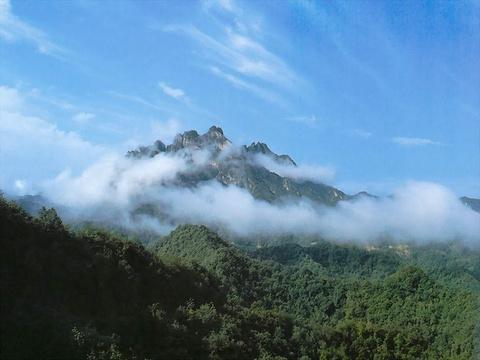 九峰国家森林公园