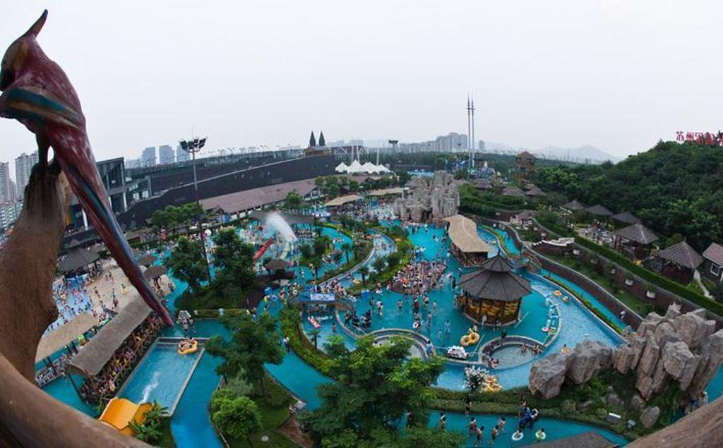 苏州乐园水上世界旅游景点图片