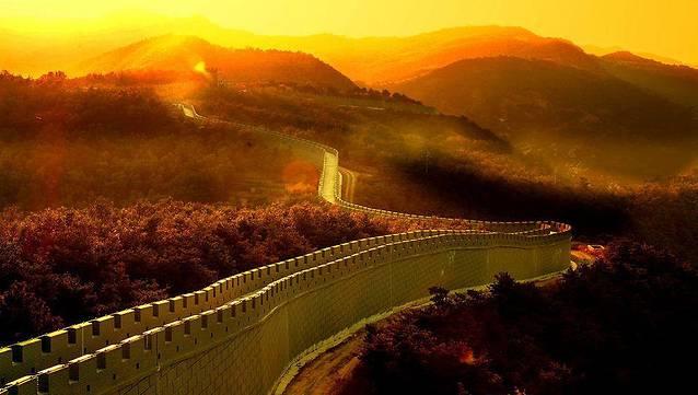 9公里,共翻越1518座山峰. 长清县境内有两条齐长城,即主线和复线.