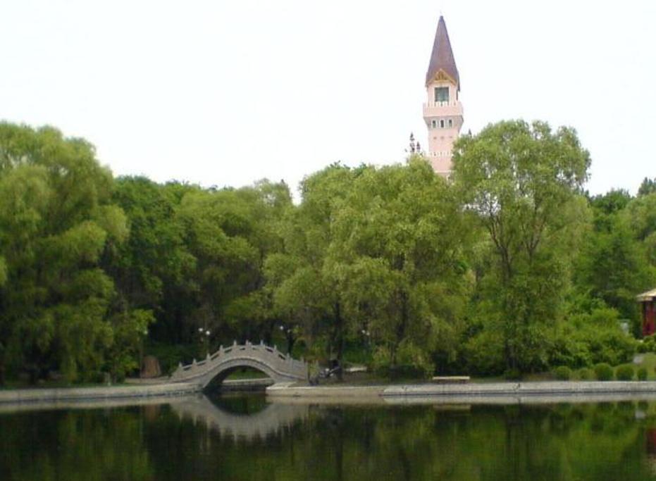 黑龙江省森林植物园 旅游景点 图片