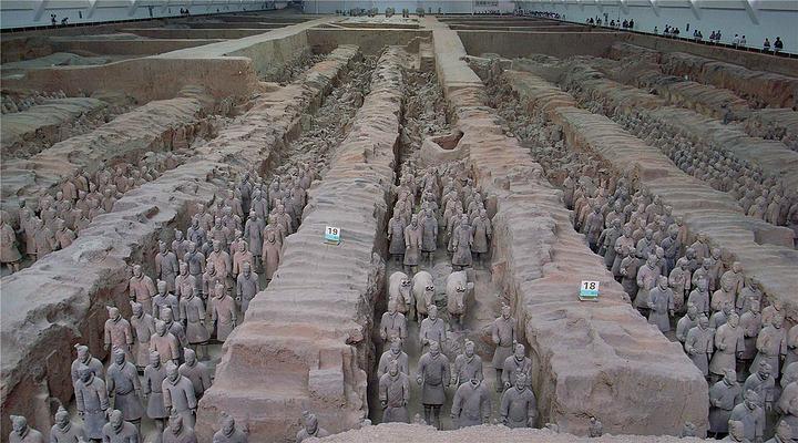 西安旅游钻石,自由行攻略,旅游线路战争攻略鹿晗攻略图片