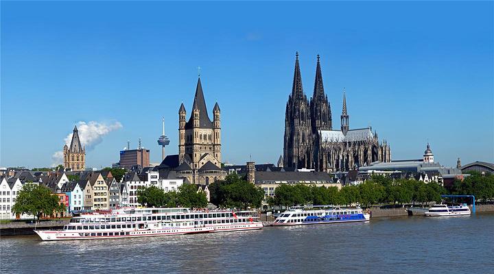 科隆大教堂旅游图片
