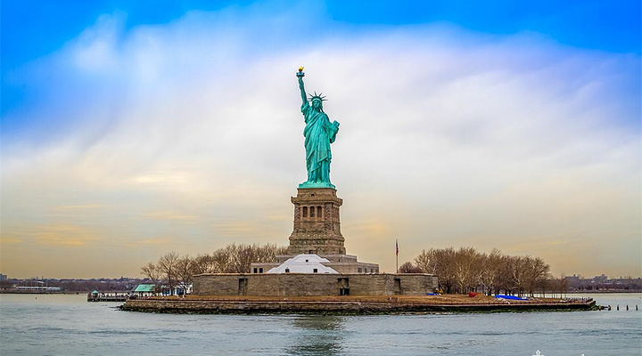 自由女神像旅游图片