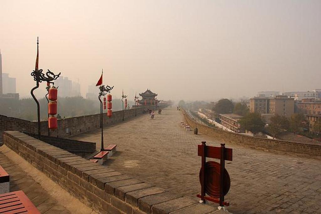 西安城墙旅游景点图片武林攻略盟主剑侠情缘图片
