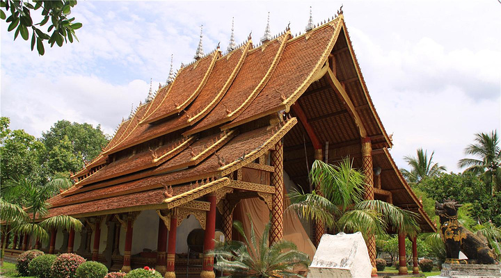 傣族园旅游图片