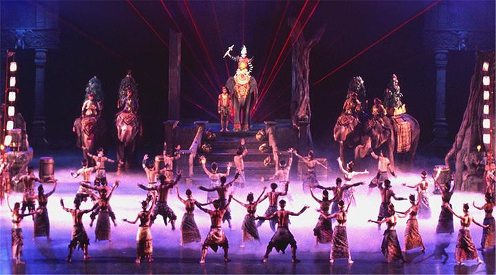 泰国的迪斯尼旅游图片