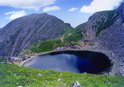 太白山国家森林公园旅游线路