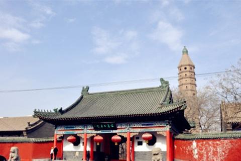 """银川景点排名第14 宁夏回族自治区重点文物保护单位,人称""""西塔"""",是"""