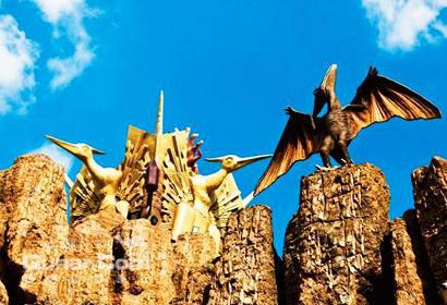 188元 常州中华恐龙园欢乐一日游 上海旅游团购