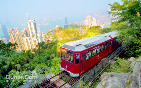 明星名人蜡像展示: 香港蜡像馆共分多个展区,包括有魅力香江,风云