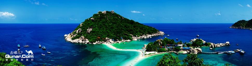 苏梅岛距离该省府约80公里,与首都曼谷南方相隔约560公里.
