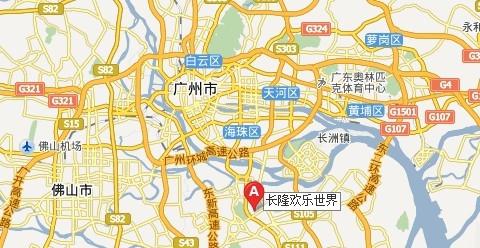 247线(动物园南门→长隆欢乐世界总站) 512线(天河北公交总站→长隆