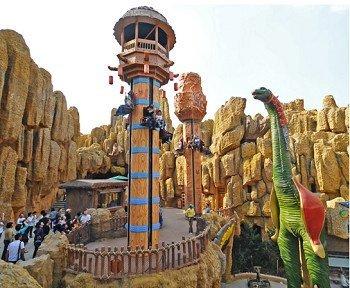 上海至常州中华恐龙园一日跟团游 常州旅游团购