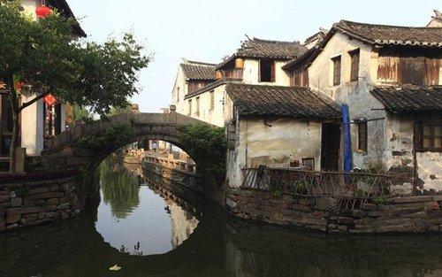 上海,周庄,江苏,苏州旅游团购图片