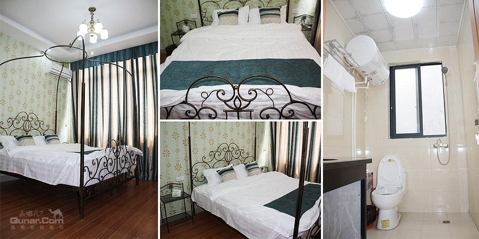 铁艺欧式卧室装修图