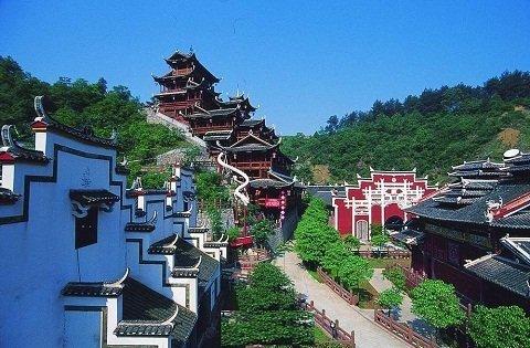 荆州旅游景点图片_