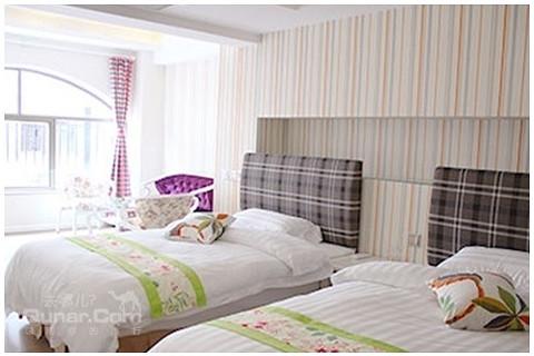 酒店以欧式田园风格为主体