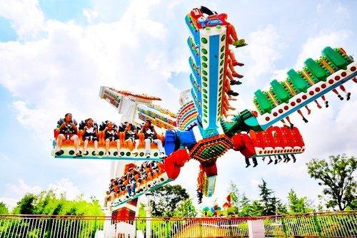 年6月30日 常州恐龙园 恐龙谷温泉 新城瑞壹欢乐2日自驾游 -常州旅
