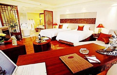 三亚华宇皇冠度假酒店别墅房